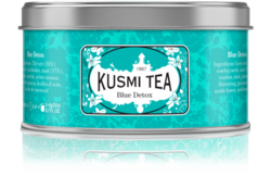 Kusmi Tea Blue Detox (2016) {New Fragrant Tea}