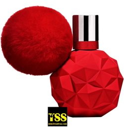 Ariana Grande Sweet Like Candy, The Red Hot Edition (2017) {New Fragrance} {Celebrity Perfume}