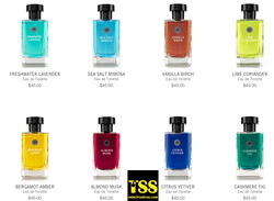 C.O. Bigelow x Bath & Body Works Introduce Unisex Collection of 8 Fragrances (2016) {New Perfumes}