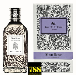 Etro Man Rose (2017) {New Perfume}