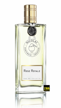 Nicolaï Rose Royale Gets Inspiration from the Garden of the Palais-Royal (2017) {New Fragrance}