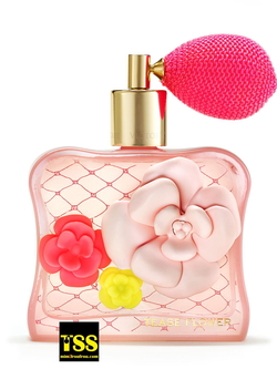 Victoria's Secret Tease Flower (2017) {New Fragrance} {Perfume Images & Ads}