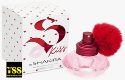 Shakira S Kiss (2017) {New Fragrance} {Celebrity Perfume}