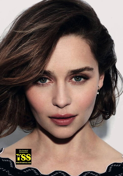Dolce & Gabbana Announces Emilia Clarke as New Face of Upcoming The One EDT (2017) {New Perfume} {Fragrance News} {Perfume Images & Ads}
