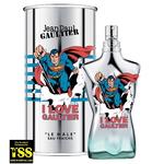 Jean Paul Gaultier Classique Wonderwoman & Le Mâle Superman Eaux Fraîches (2017) {New Perfumes}