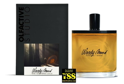 Olfactive Studio Woody Mood (2017) {New Perfume}