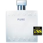 Azzaro Chrome Pure (2017) {New Fragrance} {Men's Cologne}
