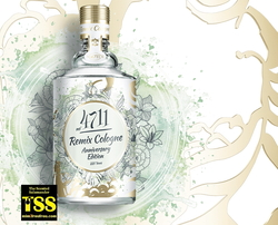 4711 Remix Cologne, the 225th Anniversary Edition (2017) {New Fragrance}