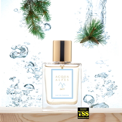 Acqua Alpes 2677 Eau de Parfum (2017) {New Fragrance}