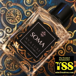 Ava Luxe Soma (2017) {New Fragrance} {Green Products}