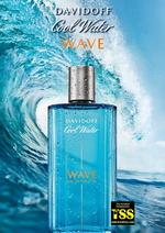 Davidoff Cool Water Wave for Men (2017) {New Fragrance} {Men's Cologne}