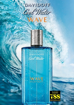 Davidoff Cool Water Wave for Men (2017) {New Fragrance} {Men's Cologne}