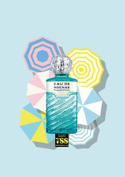 Rochas Eau de Rochas Escapade Estivale (2017) {New Perfume}