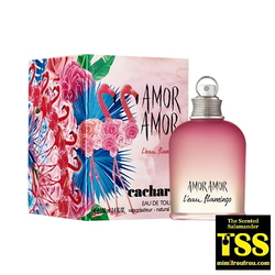 Cacharel Amor Amor L'Eau Flamingo (2017) {New Perfume}