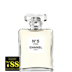 Chanel No. 5 L'Eau (2016) // How to Make a Perfume Relevant Again {Perfume Review & Musings}