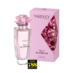 Yardley Royal Pink Diamond (2017) {New Fragrance}{Perfume Images & Ads}