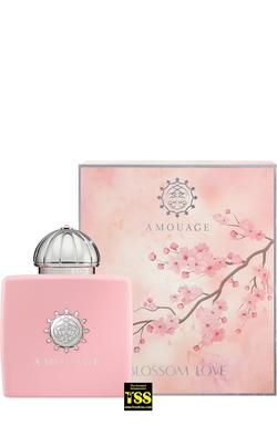 Amouage Blossom Love: A Luxurious Interpretation of Gossamer Lightness (2017) {New Fragrance}
