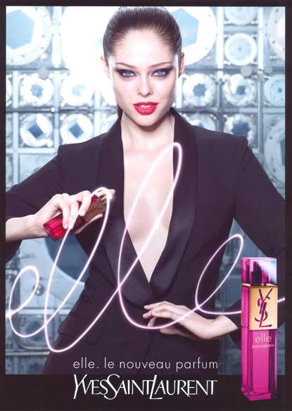 Elle by Yves Saint Laurent {Perfume Review