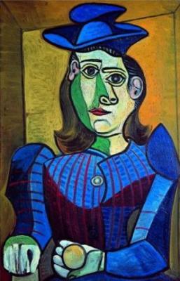 Pablo-Picasso-Femme-au-chapeau-blue--1944.jpg