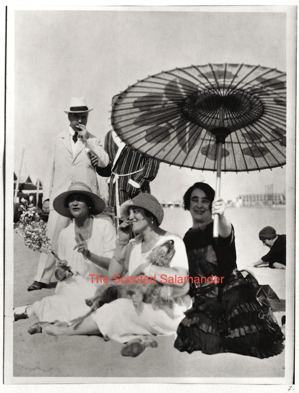 1925 Chanel Sert and Berthelot at the Lido.jpg