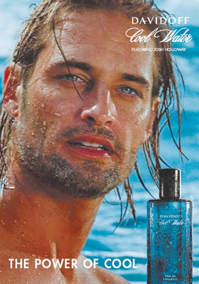Foto Model on Josh Holloway Is The New Face For Cool Water By Davidoff  Scented