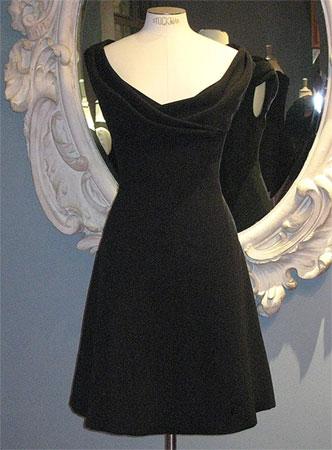 Perfect  Black Dress on Pretty Black Dress   Informed Is Forearmed