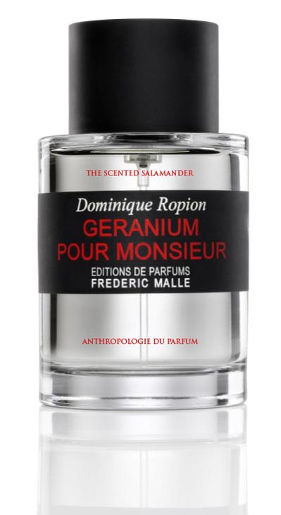 Editions De Parfums Frederic Malle Geranium Pour Monsieur 2009