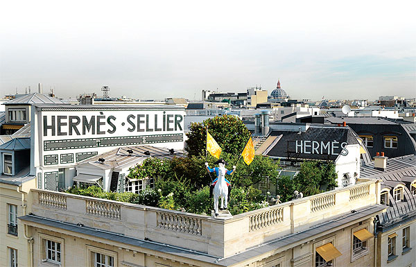 Hermès Fourth Garden Perfume Launches In Asia Jean Claude Ellena