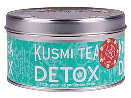 kusmi tea detox 2007 review fragrant gourmet notes the scented salamander perfume. Black Bedroom Furniture Sets. Home Design Ideas