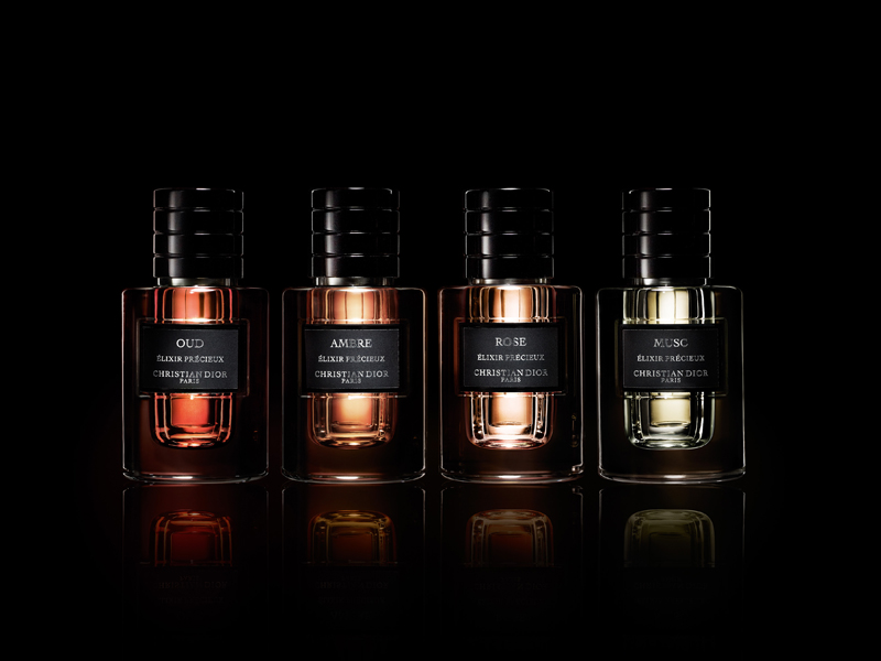parfums dior embrace two new concepts for the house layering oils with les elixirs pr cieux