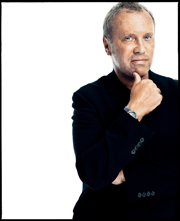 designer michael kors to receive 2010 hall of fame from the fragrance foundation fragrance news. Black Bedroom Furniture Sets. Home Design Ideas