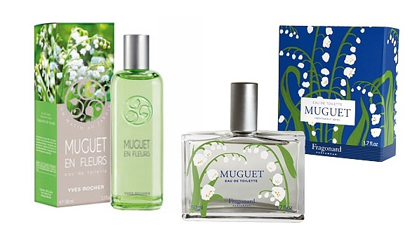 Two New Muguets From Yves Rocher & Fragonard (2013) {New Perfumes