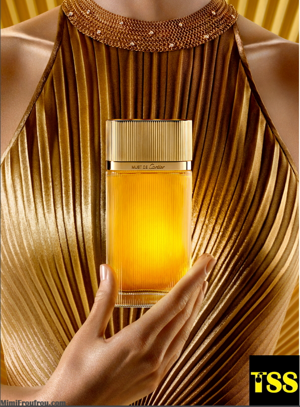 Cartier Must De Cartier Gold 2015 The