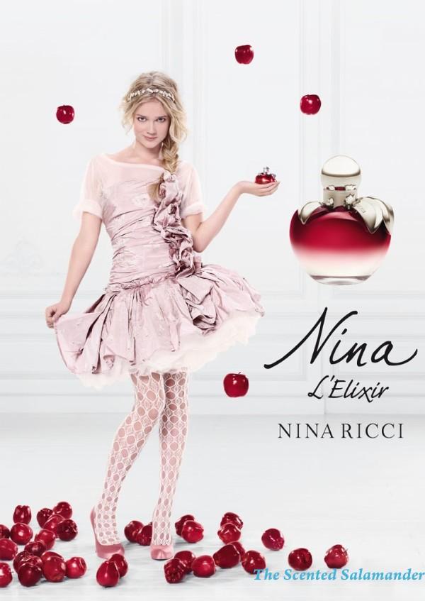 nina ricci nina l 39 elixir 2010 fragrance review the. Black Bedroom Furniture Sets. Home Design Ideas