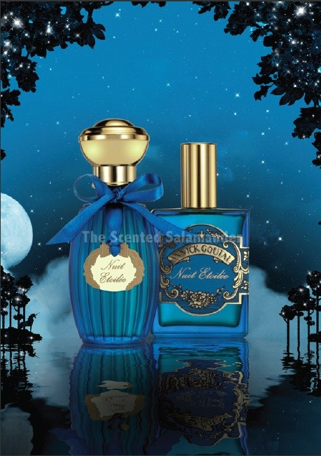 annick goutal nuit etoil e 2012 eulogy on solitude in an enchanted nature at night new. Black Bedroom Furniture Sets. Home Design Ideas