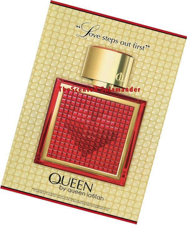 Queen Latifah Queen (2009): Perfume Review {New ...