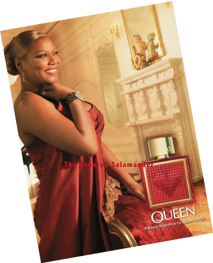 queen latifah queen (2009): {perfume review} {new fragrance ...