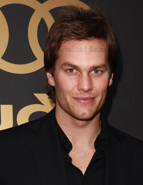 "Tom Brady at the ""Audi Unplugged"" featuring Grace Jones at The Florida Room"