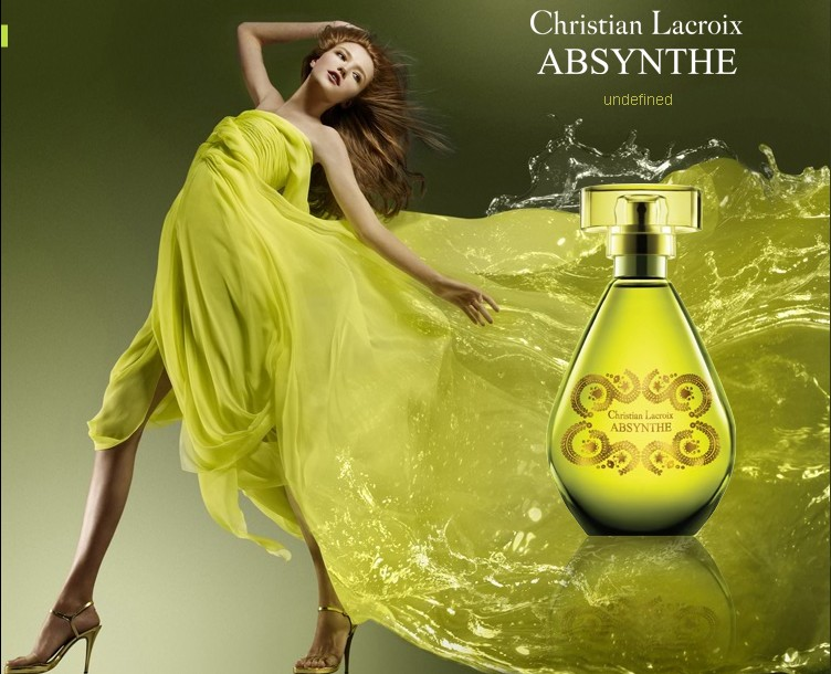Christian Lacroix Absynthe 2009 Let The Mystery Unfolds
