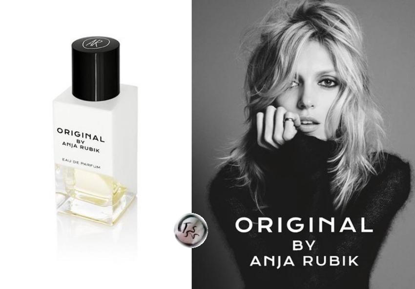 Anja Rubik usa Original como Perfume
