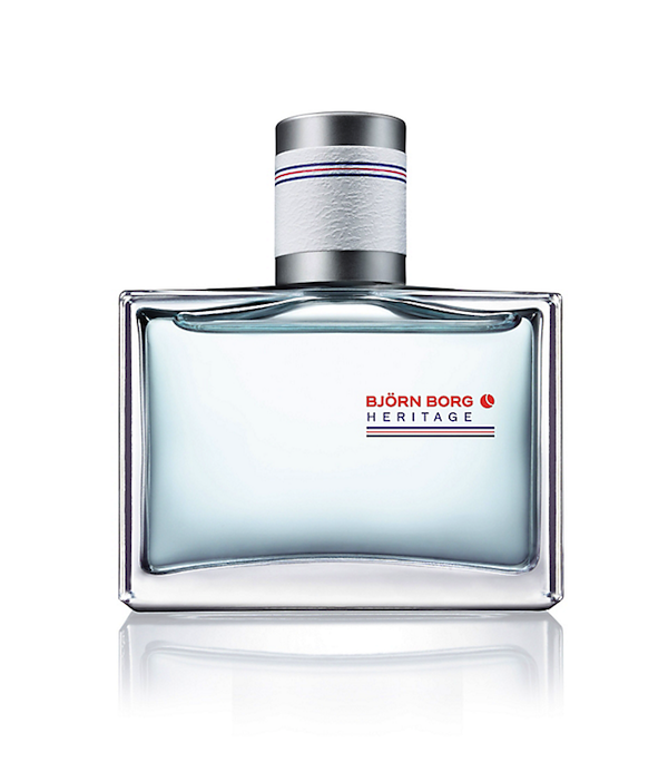 Heritage (2013) {New Perfume} {Celebrity Fragrance} {Men's Cologne