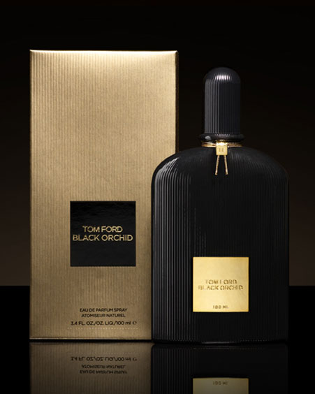new perfume black orchid by tom ford the scented. Black Bedroom Furniture Sets. Home Design Ideas