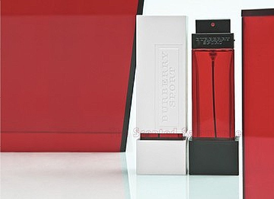 burberry sport for women men 2010 new perfumes the scented