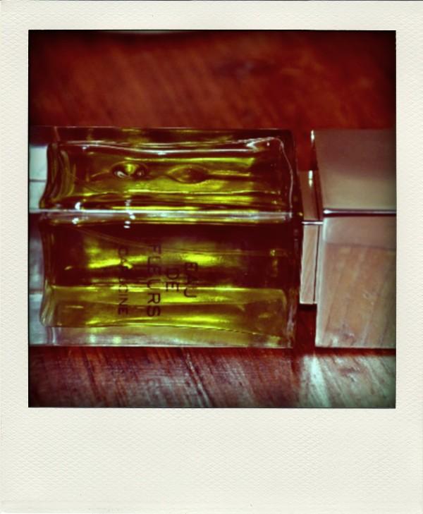 chloé eau de fleurs capucine (2010): the nose-twister {perfume