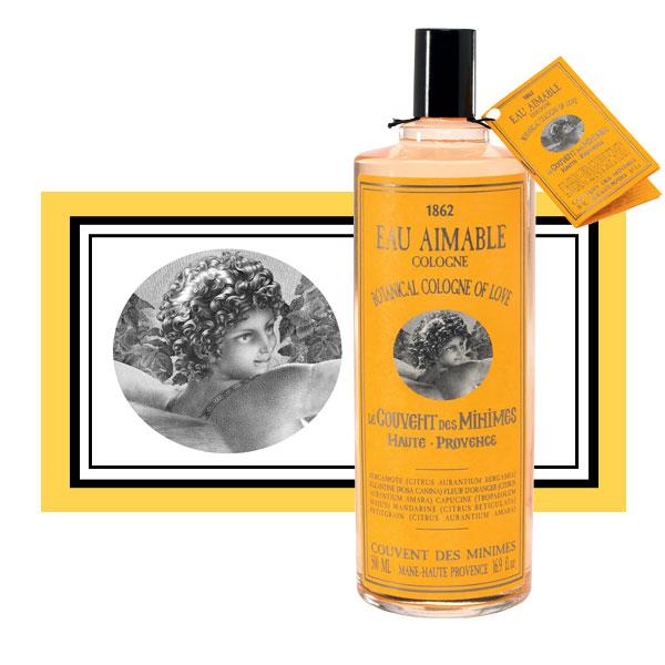 Le couvent des minimes l 39 eau aimable botanical cologne of love 2012 - Le couvent des mimines ...