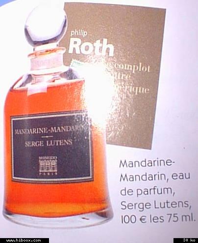 Perfume-Smellin' Things Perfume Blog: Perfume Review ...