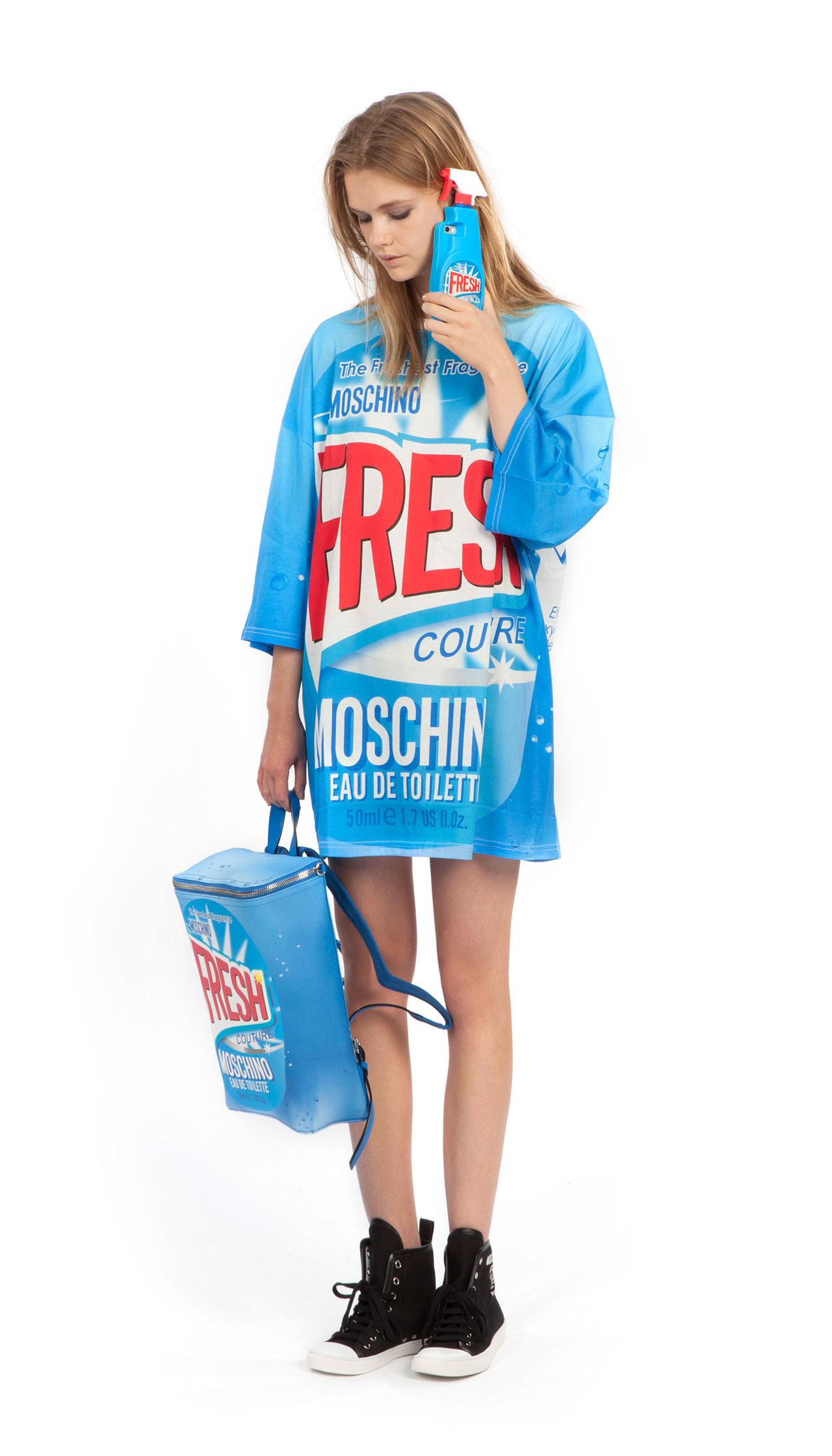 Moschino Fresh Couture Eau de Toilette: So Meta ...