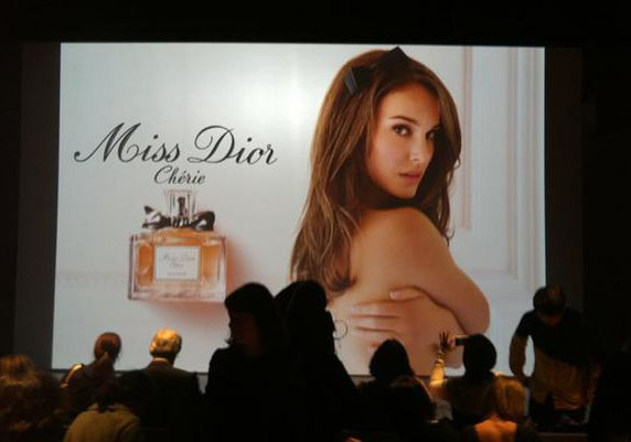 natalie-portman-miss-dior-cherie.jpg. Dior have unveiled the first images of