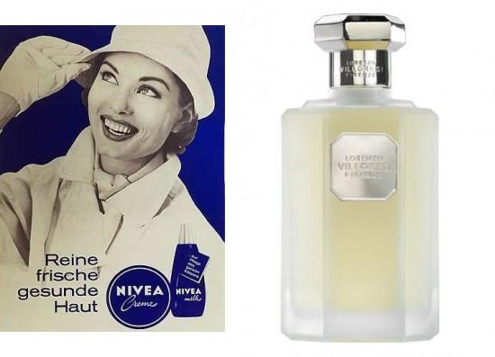Nivea parfum