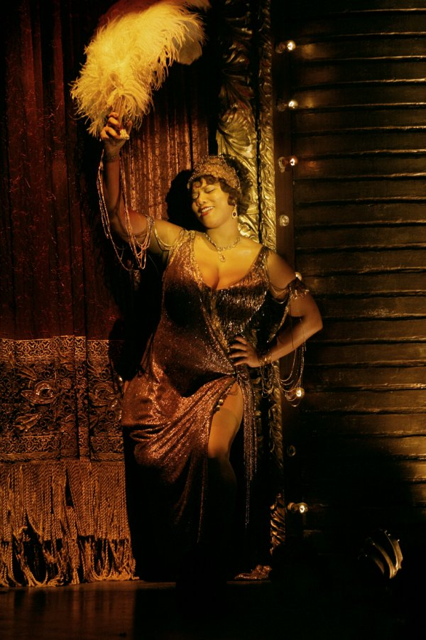 Queen Latifah in the movie